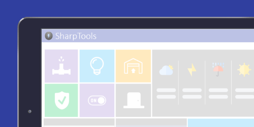 SharpTools: Dashboard and Rule Engine for SmartThings and